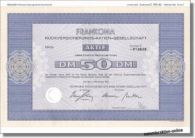 Frankona Rückversicherungs-Aktien-Gesellschaft