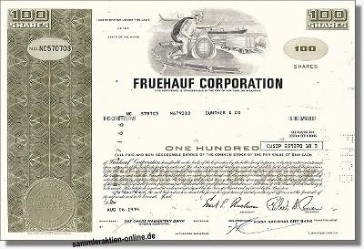 Fruehauf Corporation