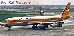Luftverkehrsunternehmen Atlantis