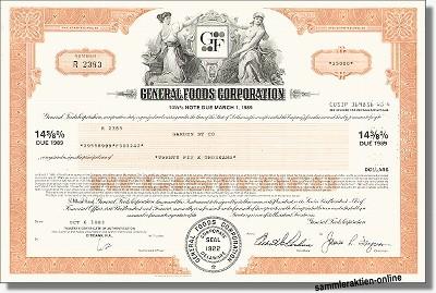 General Foods Corporation
