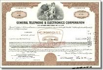 General Telephone & Electronics Corporation - Verizon