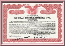General Tin Investments Ltd.