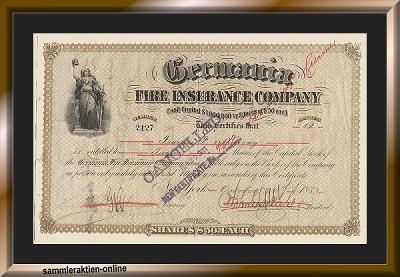 Germania Fire Insurance Company