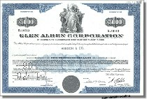 Glen Alden Corporation