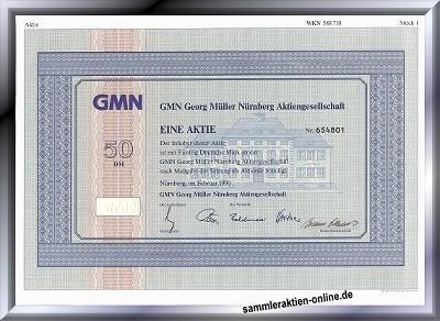 GMN Georg Müller AG