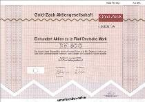 Gold-Zack Aktiengesellschaft