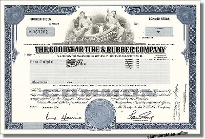 Goodyear Tire & Rubber Company