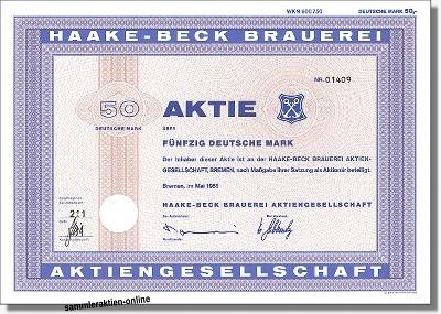 Haake-Beck Brauerei Aktiengesellschaft