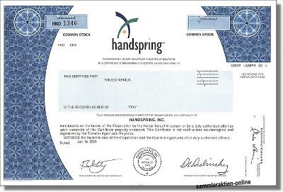 Handspring Inc.