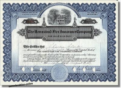Homestead Fire Insurance Company