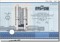Bayerische Hypotheken- und Wechsel-Bank AG - Hypo-Bank