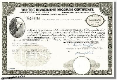 IOS Investment Program