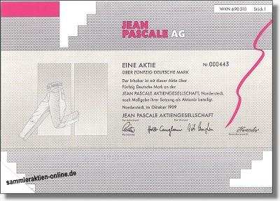 Jean Pascale AG