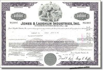 Jones & Laughlin Industries Inc.