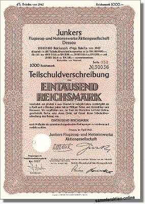 Junkers Flugzeug- und Motoren-Werke