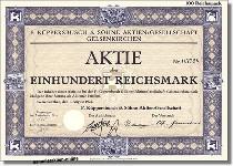 F. Küppersbusch & Söhne
