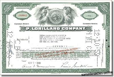 P. Lorillard Company