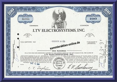 LTV Electrosystems Inc.