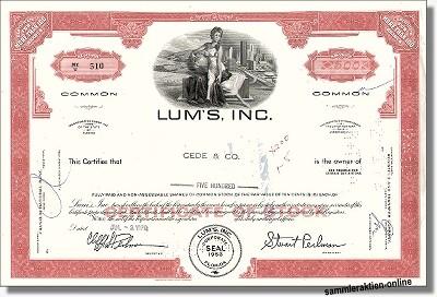 Lum's Incorporation, Caesar's World