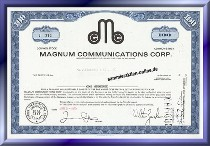 Magnum Communications Corp.