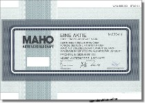 Maho AG
