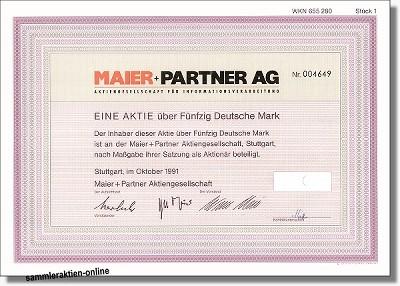 Maier + Partner AG
