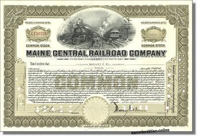 Maine Central Railroad Company