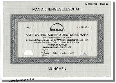 MAN AG