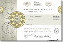 Martha Stewart Living Omnimedia Inc.