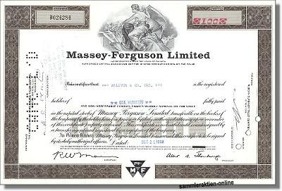 Massey Ferguson Limited