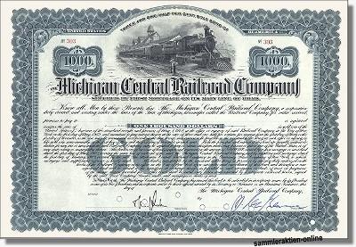 Michigan Central Railroad Company