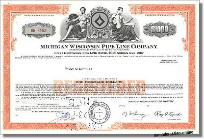 Michigan Wisconsin Pipe Line Company