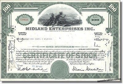 Midland Enterprises Inc.