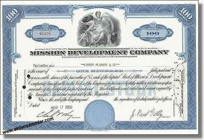 Mission Development Company