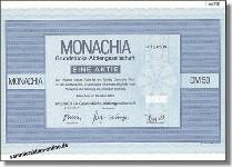 Monachia Grundstücks-Aktiengesellschaft