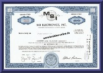 MSI Electronics Inc.