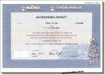 Mühl Product & Service, Thüringer Baustoffhandel