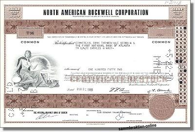 North American Rockwell Corporation