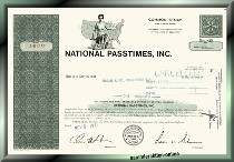 National Passtimes Inc.