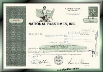National Passtimes Inc.