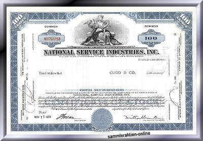 National Service Industries, Inc.