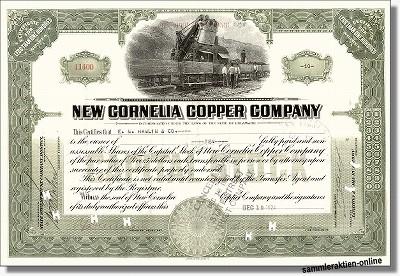 New Cornelia Copper Company