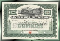 New York, Ontario & Western Railway Company