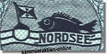 Nordsee Deutsche Hochseefischerei Bremen-Cuxhafen