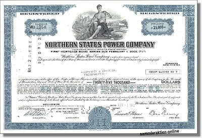 Northern States Power Company