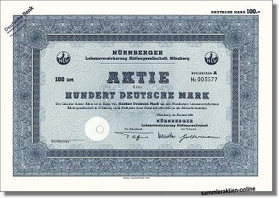 Nürnberger Lebensversicherung