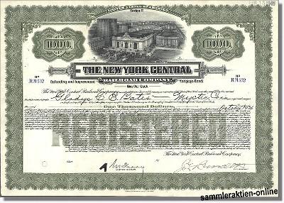 New York Central Railroad Company