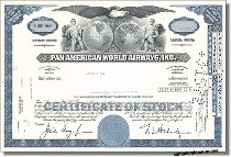 Pan American World Airways Inc.