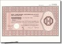 Paul Hartmann AG Sonderrubrik
