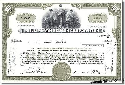 Phillips van Heusen Corporation, Calvin Klein